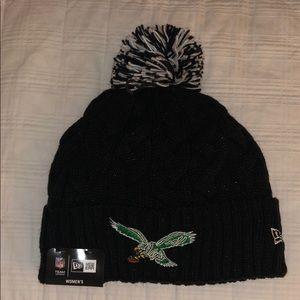 Eagles winter hat